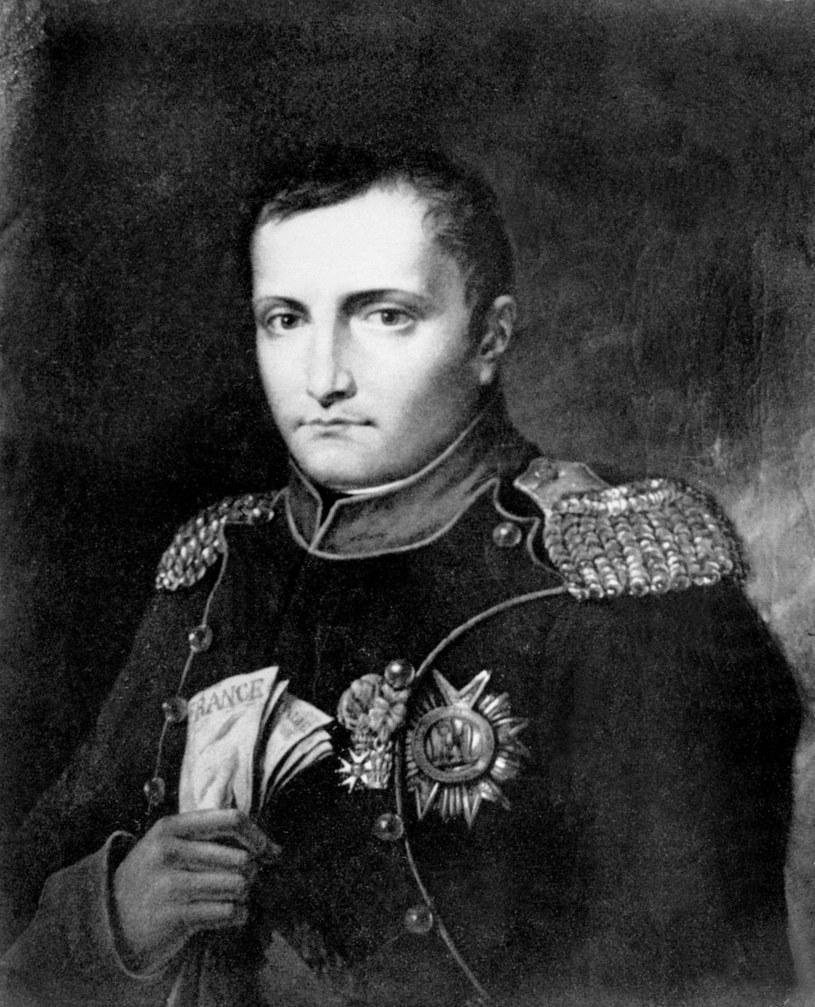 Napoleon Bonaparte jako pierwszy konsul /AFP