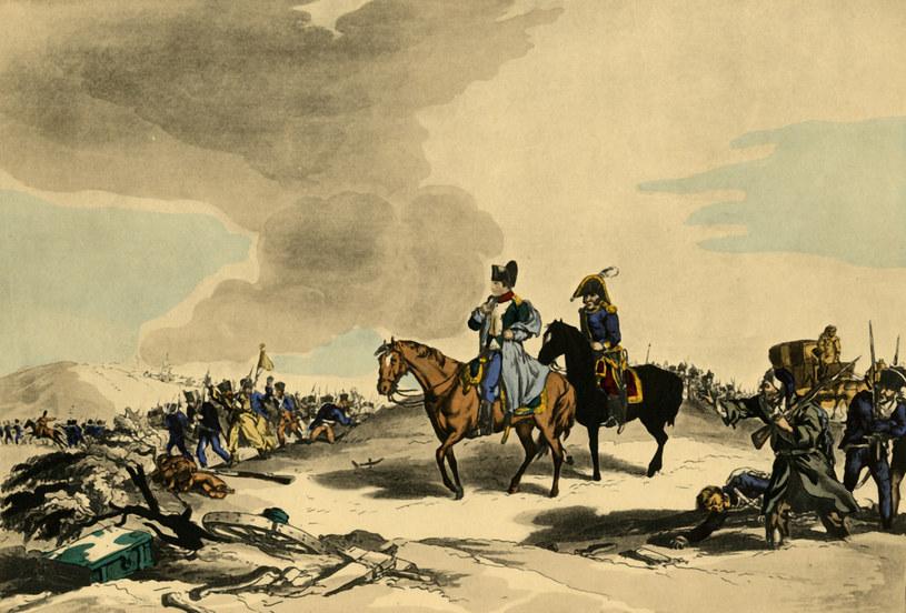 Napoleon mógł stać się najpotężniejszym władcą w historii i uczynić Francję europejskim hegemonem na lata. Wybrał jednak atak na Rosję, który rozpoczął jego upadek /The Print Collector/Image State/East News /East News