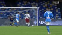 Napoli - AS Roma 2-1 - skrót (ZDJĘCIA ELEVEN SPORTS). WIDEO