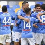 Napoli - Crotone 4-3 w meczu 29. kolejki Serie A. Zieliński wszedł z ławki rezerwowych