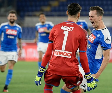 Napoli - Juventus 0-0, karne 4-2. Niezłe noty Polaków