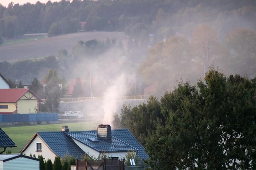 Narażenie na smog zwiększa ryzyko infekcji i zgonu z powodu COVID-19. Zdjęcie ilustracyjne /Wojciech Strozyk/REPORTER /East News