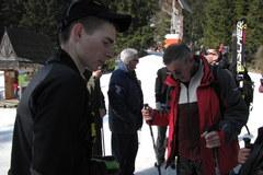 Narciarski weekend w Zakopanem, 1,5 metra śniegu na Kasprowym Wierchu
