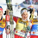 Narciarskie MŚ - Johaug wygrała bieg łączony, Marcisz 27.