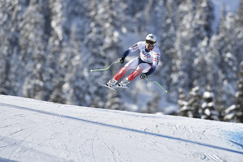 Narciarstwo alpejskie /Newspix /Newspix