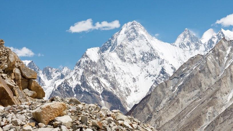 Narciarz zaginął w Karakorum, na zdj. Gasherbrum IV, zdj. ilustracyjne /123RF/PICSEL
