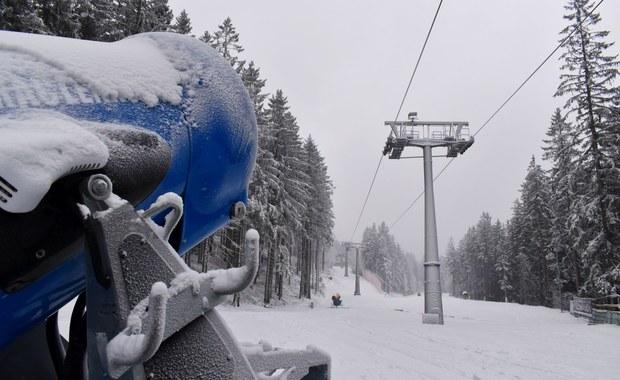 Narciarze smarujcie narty! Stoki w Karpaczu są już naśnieżane