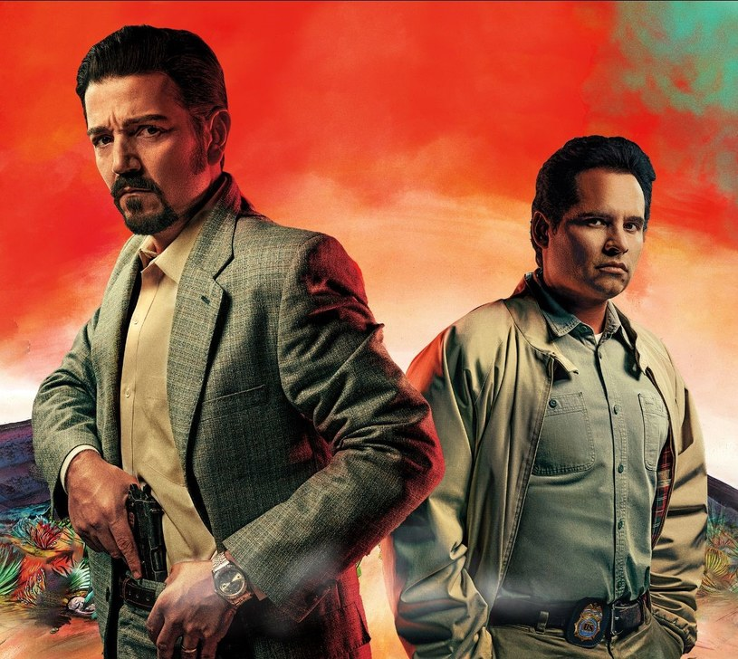 """""""Narcos: Meksyk"""" /© 2018 NARCOS PRODUCTIONS LLC. All rights reserved /materiały prasowe"""