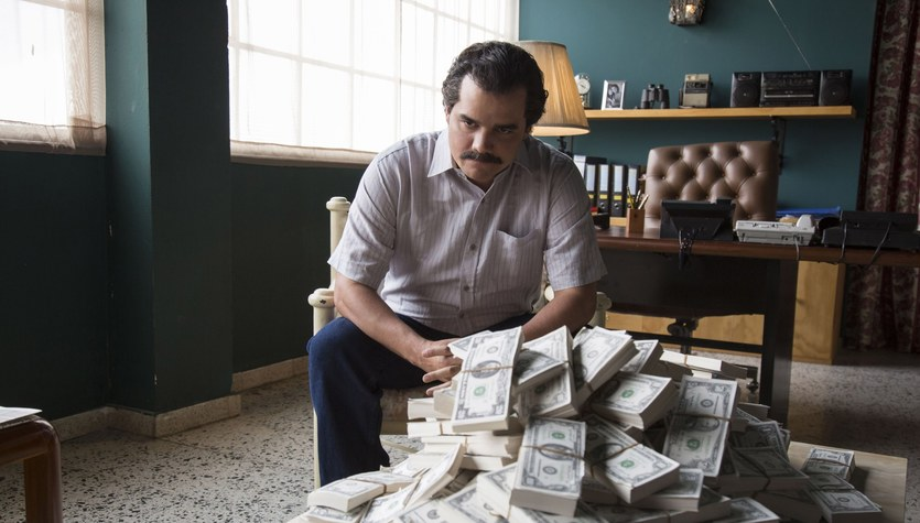 """""""Narcos"""": Pablo Escobar, """"Tuyo"""" i narcocorrido"""