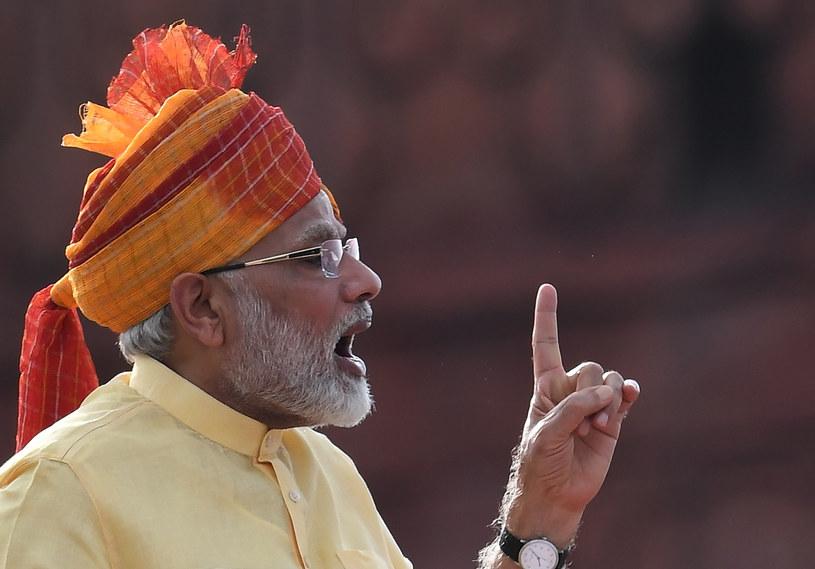 Narendra Modi /AFP