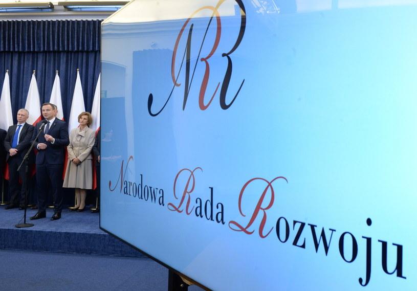 Narodowa Rada Rozwoju /Jacek Turczyk /PAP