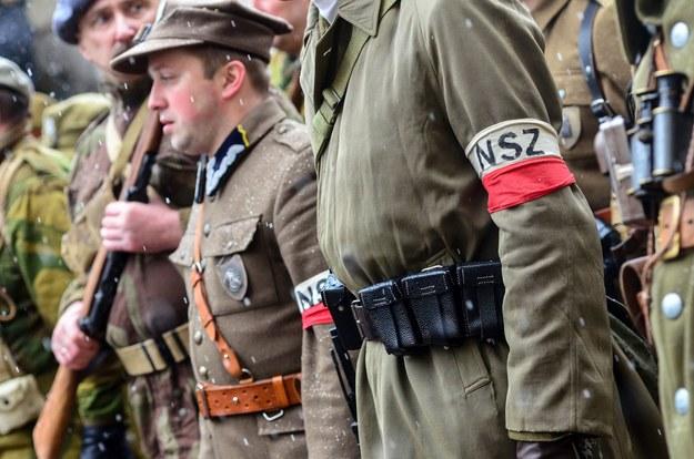 Narodowe Siły Zbrojne walczyły z Niemcami, Sowietami i sowieckimi agentami z Gwardii Ludowej /Mariusz Gaczyński /East News