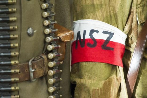 """""""Narodowe Siły Zbrojne wychodziły z założenia, że powstanie przeciwko Niemcom i ujawnienie się przed komunistami nie ma sensu"""" /Wojciech Stróżyk /Reporter"""