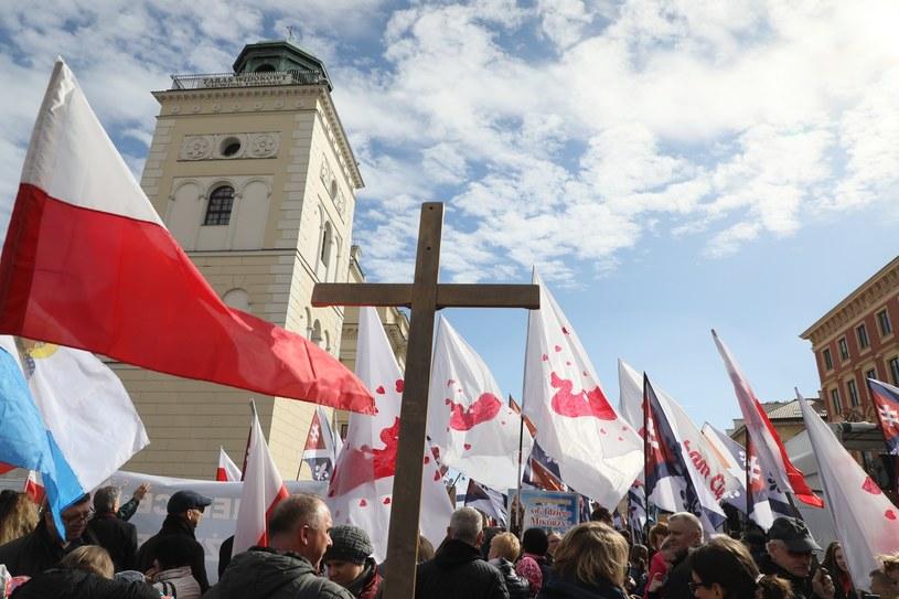 Narodowy Marsz Życia /Piotr Molecki /East News