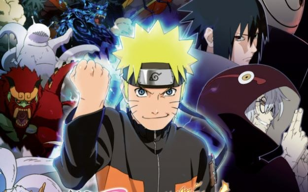 Naruto Shippuden: Ultimate Ninja Storm 3 Full Burst /materiały prasowe