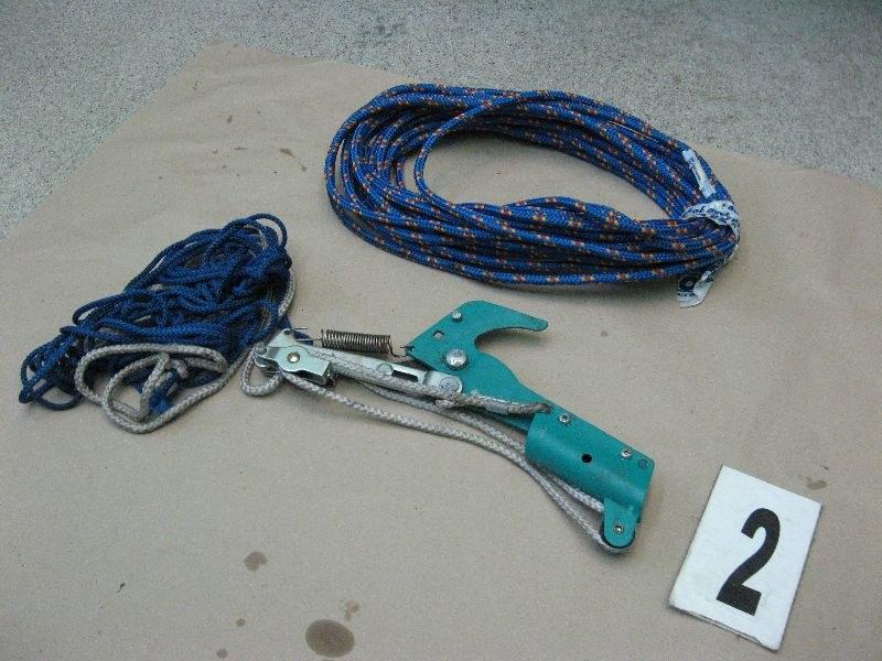 Narzędzia, którymi posługiwali się złodzieje  /Fot. Świętokrzyska policja