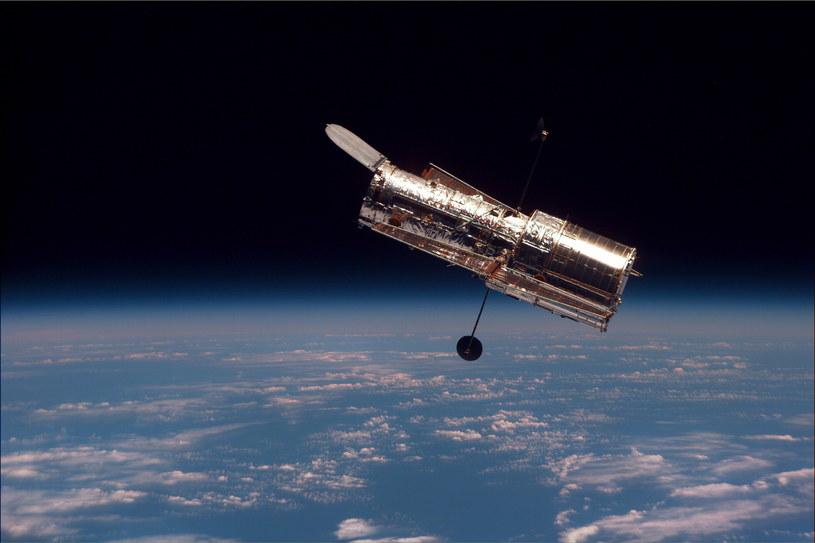 NASA będzie używała Kosmicznego Teleskopu Hubble'a co najmniej do 2021 r. /NASA