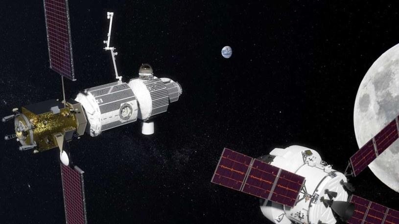 NASA chce zbudować własną stację kosmiczną /materiały prasowe