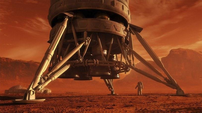 NASA chce zmodyfikować genetycznie kolonizatorów Księżyca i Marsa /Geekweek