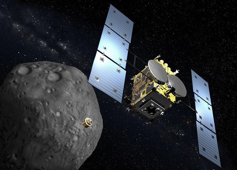 NASA dementuje plotki o zbliżającej się do Ziemi asteroidzie /AXA Akihiro IKESHITA /AFP
