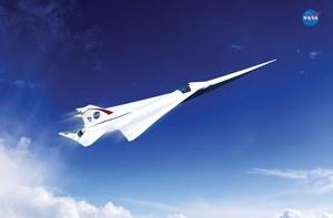 NASA eksperymentuje ponaddźwiękowymi lotami