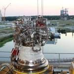 NASA kontynuuje testy nowego silnika rakietowego