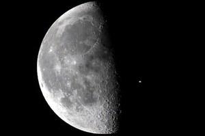 NASA planuje powrót na Księżyc?