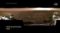 NASA pokazała nagrania lądującego łazika Perseverance