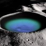 NASA potwierdza - na Księżycu jest woda