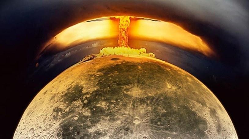 NASA poważnie rozważa detonację bomby jądrowej na powierzchni Księżyca /Geekweek