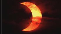 NASA prezentuje wideo z zaćmienia Słońca