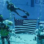 NASA przeprowadza testowe spacery kosmiczne pod wodą