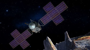 NASA przyspiesza misję na asteroidę