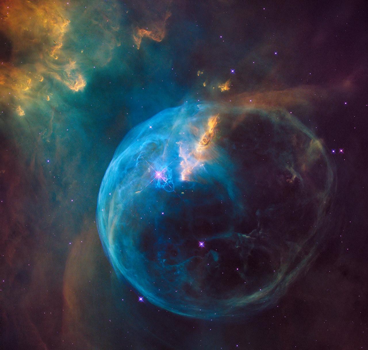 NASA pyta o pomysły na szukanie życia poza Ziemią