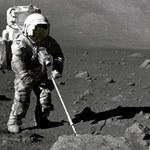 NASA skupuje księżycowe skały