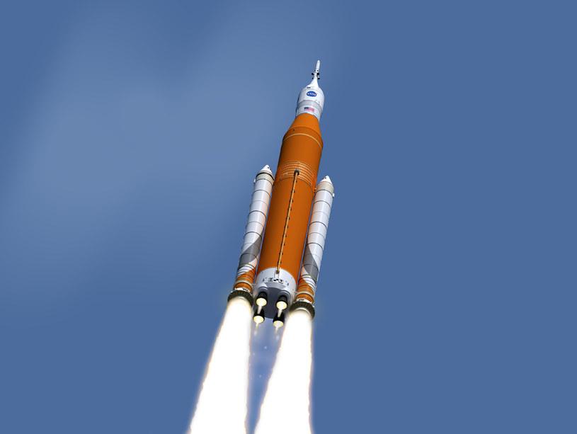 NASA SLS /Wikipedia