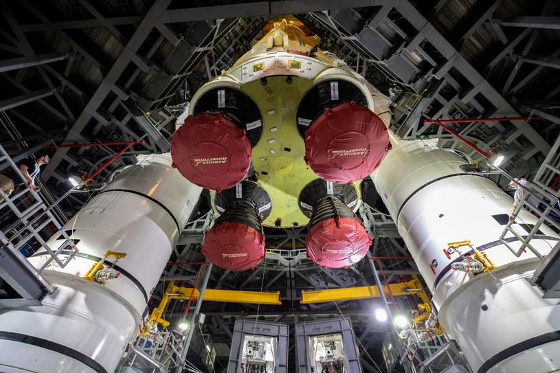 NASA SLS /materiały prasowe