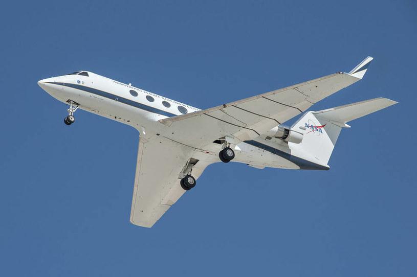 NASA sprawi, że samoloty staną się cichsze /materiały prasowe