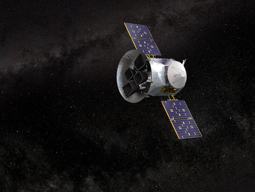 NASA TESS /materiały prasowe