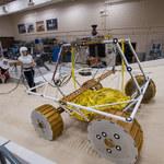 NASA testuje łazika księżycowego