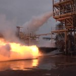 NASA testuje najpotężniejszy na świecie silnik rakietowy