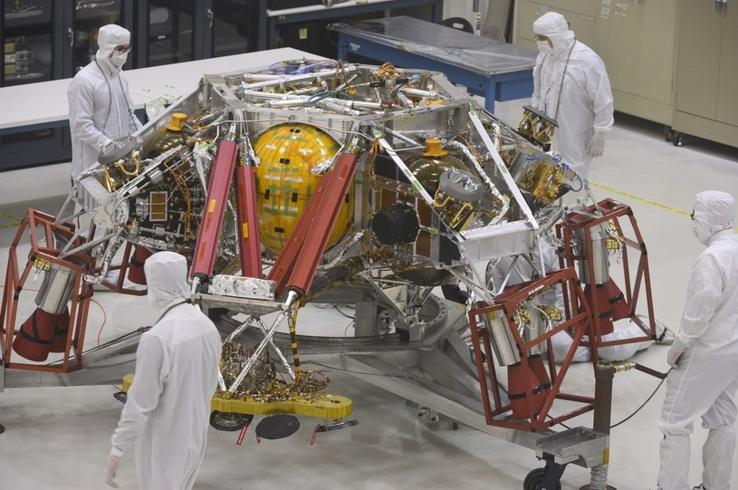 NASA testuje nowego łazika, który poleci na Marsa /AFP