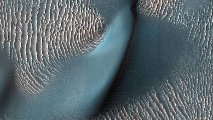 NASA udostępnia nowe zdjęcia Marsa /materiały prasowe