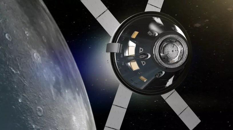 """NASA wierzy w projekt """"Gateway"""" /materiały prasowe"""
