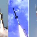 NASA wystrzeli 5 rakiet w 5 minut