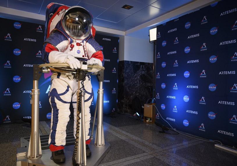 NASA znów rekrutuje astronautów /AFP