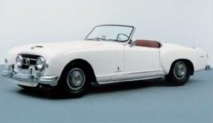 Nash-Healey z nadwoziem stylizowanym przez Pininfarinę (rocznik 1952) /magazynauto.pl