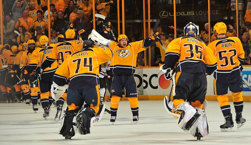 Nashville Predators /AFP