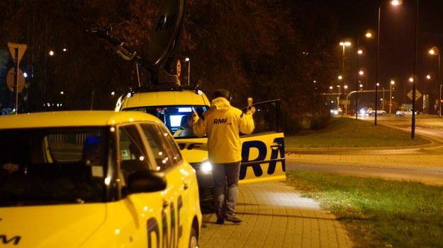 Nasi reporterzy śledzą sytuację na drogach w całym kraju /Michał Dukaczewski /RMF FM