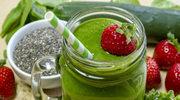 Nasiona chia, spirulina, jagody camu camu. Superprodukty, które leczą